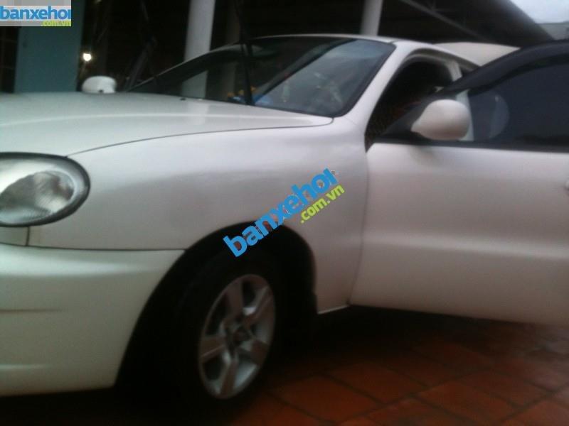 Xe Daewoo Lanos  2001-0
