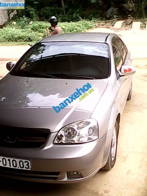 Xe Daewoo Lacetti EX 2010-5