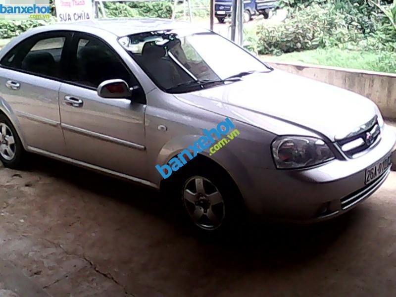 Xe Daewoo Lacetti EX 2010-0