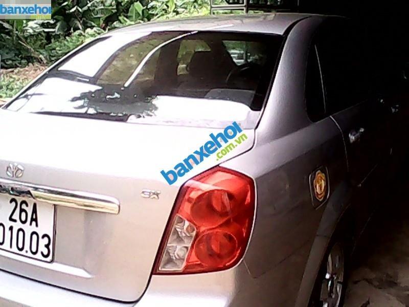 Xe Daewoo Lacetti EX 2010-6