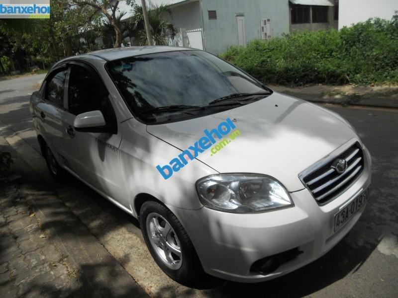 Xe Daewoo Gentra SX 2007-2