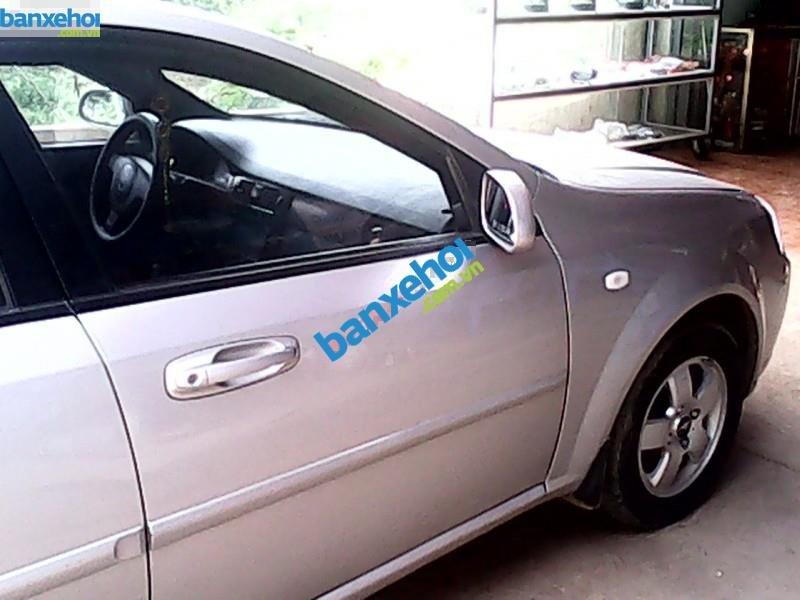Xe Daewoo Lacetti EX 2010-7