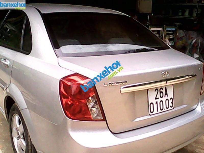 Xe Daewoo Lacetti EX 2010-2