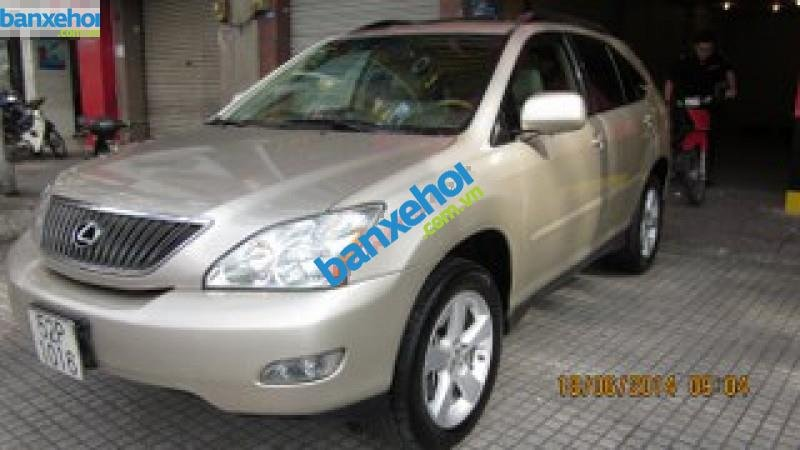 Xe Lexus RX 350 2007-2