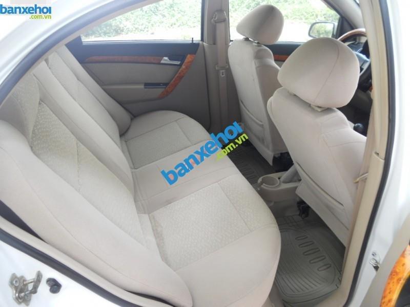 Xe Daewoo Gentra SX 2007-8