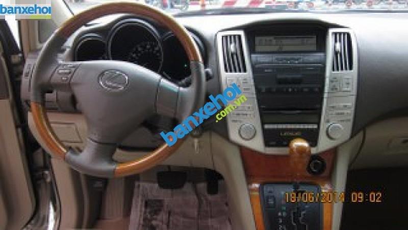 Xe Lexus RX 350 2007-6
