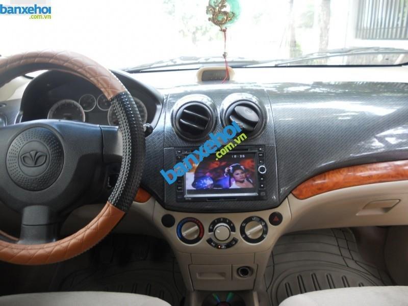Xe Daewoo Gentra SX 2007-5