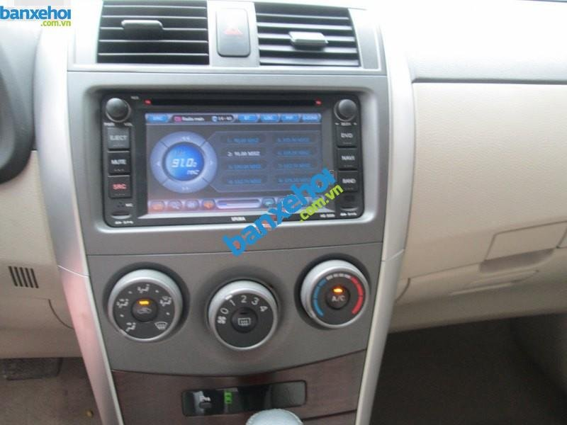 Xe Toyota Corolla altis 1.8AT 2010-3