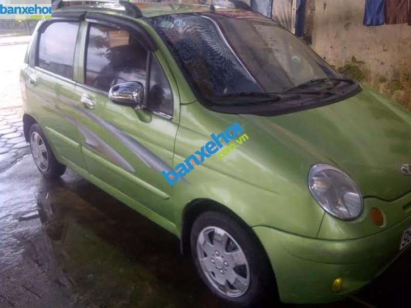 Xe Daewoo Matiz SE 2006-0