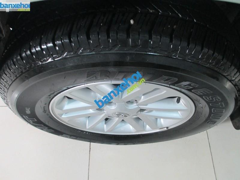 Xe Toyota Fortuner V 2.7 AT 2013-9