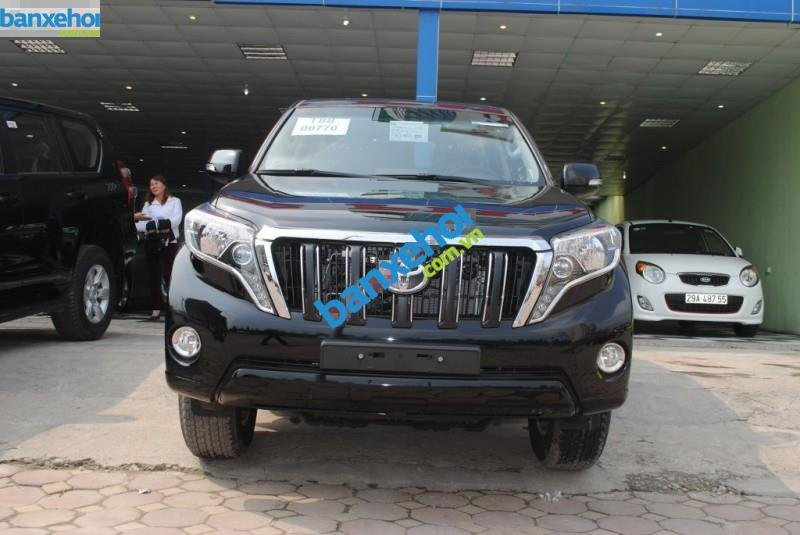 Xe Toyota Land Cruiser Prado TX.L 2014-0