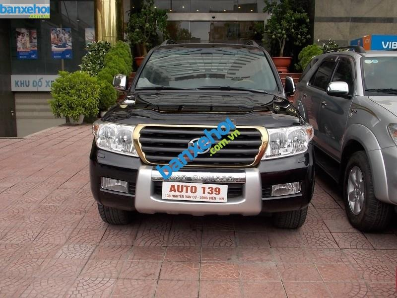 Xe Toyota Land Cruiser GX-R 2008-0