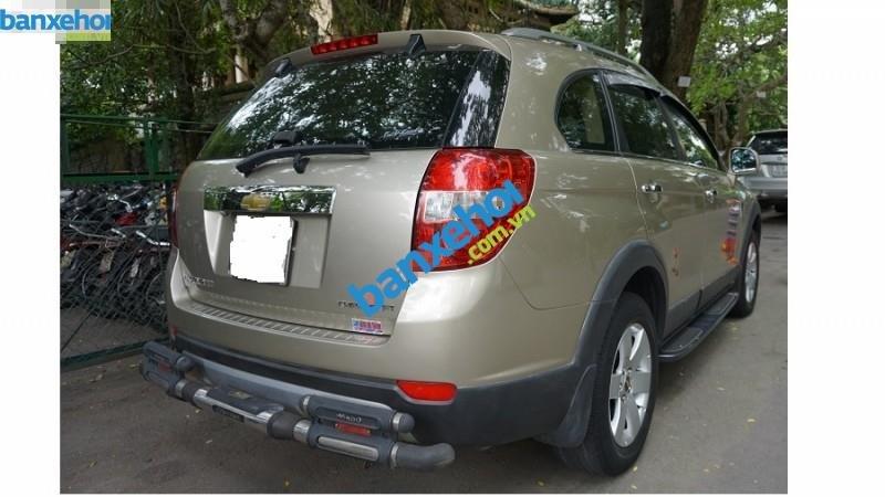Xe Chevrolet Captiva LT 2008-4