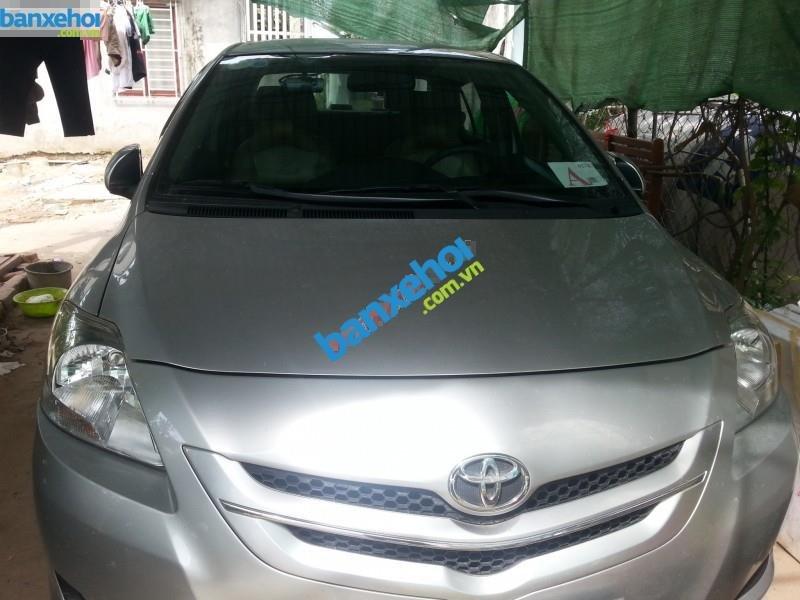 Xe Toyota Vios E 2009-0