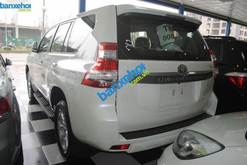 Xe Toyota Land Cruiser Prado TX.L 2014-2