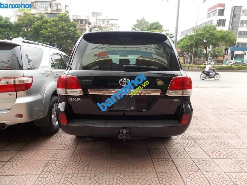 Xe Toyota Land Cruiser GX-R 2008-1