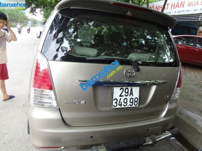 Xe Toyota Innova GSR 2011-2