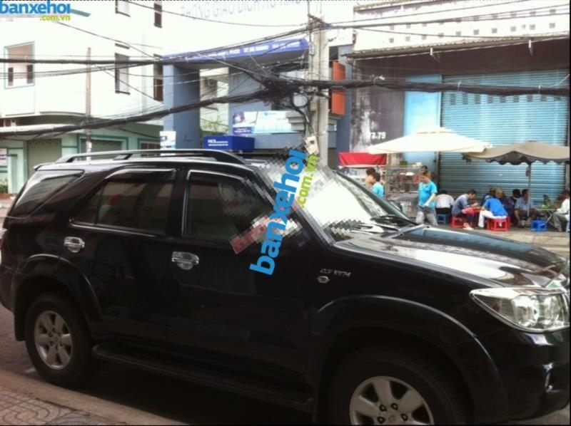 Xe Toyota Fortuner 2.7V(4X4) 2009-4