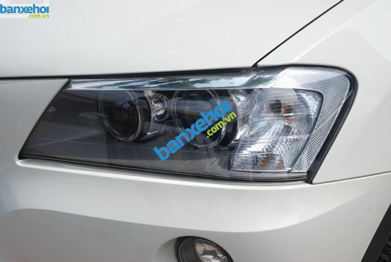Xe BMW X3  2013-4