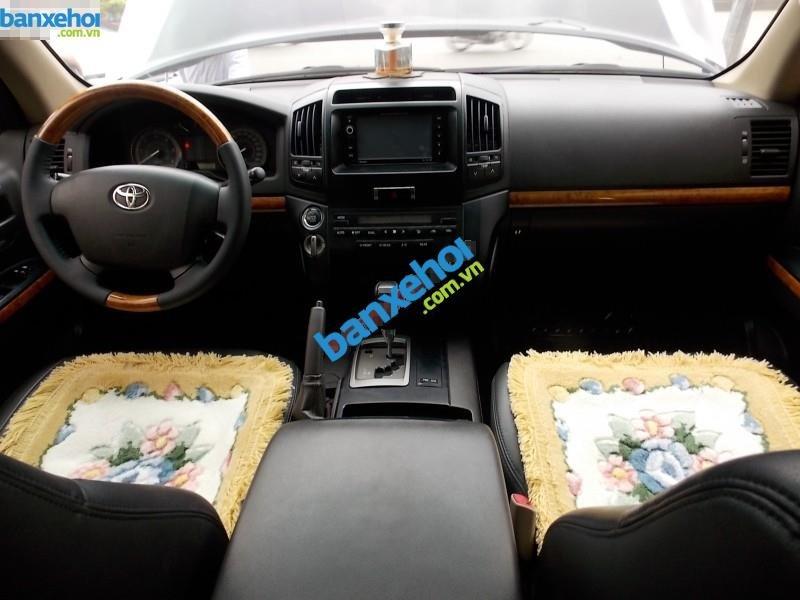 Xe Toyota Land Cruiser GX-R 2008-7
