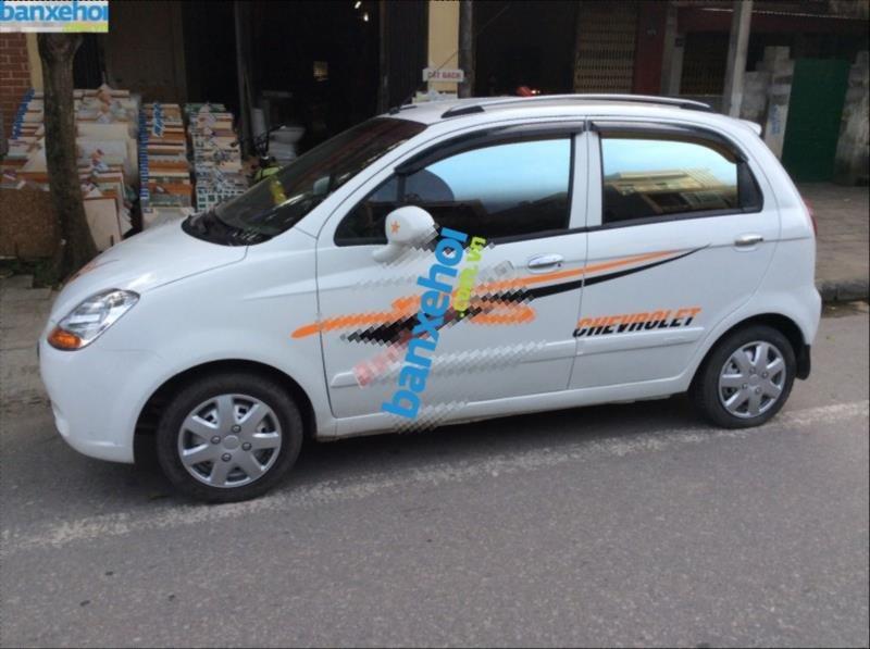Xe Chevrolet Spark  2009-3