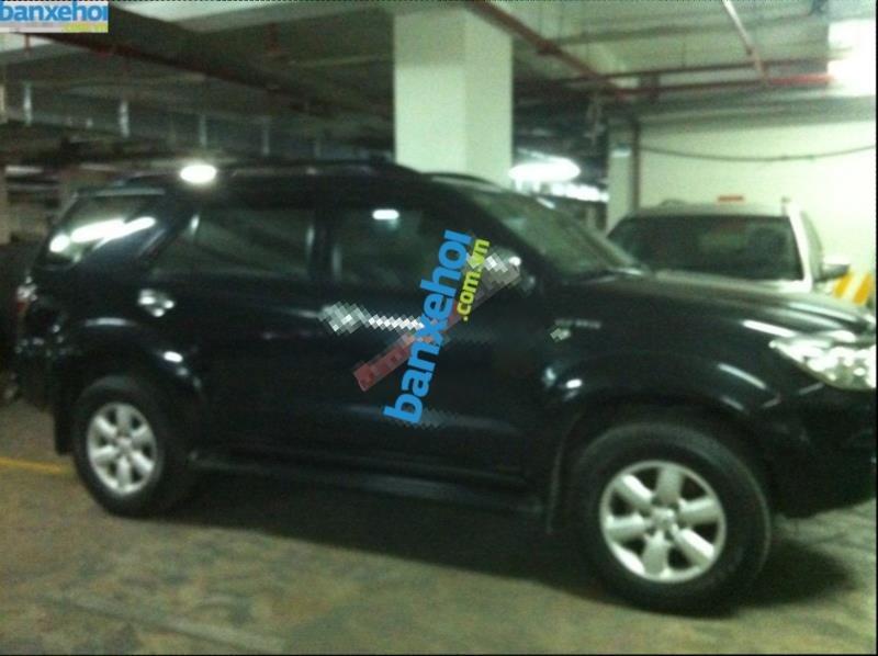 Xe Toyota Fortuner 2.7V(4X4) 2009-1