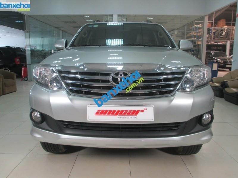 Xe Toyota Fortuner V 2.7 AT 2013-0