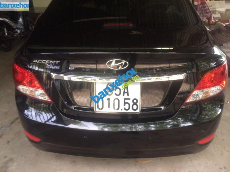 Xe Hyundai Accent  2013-1