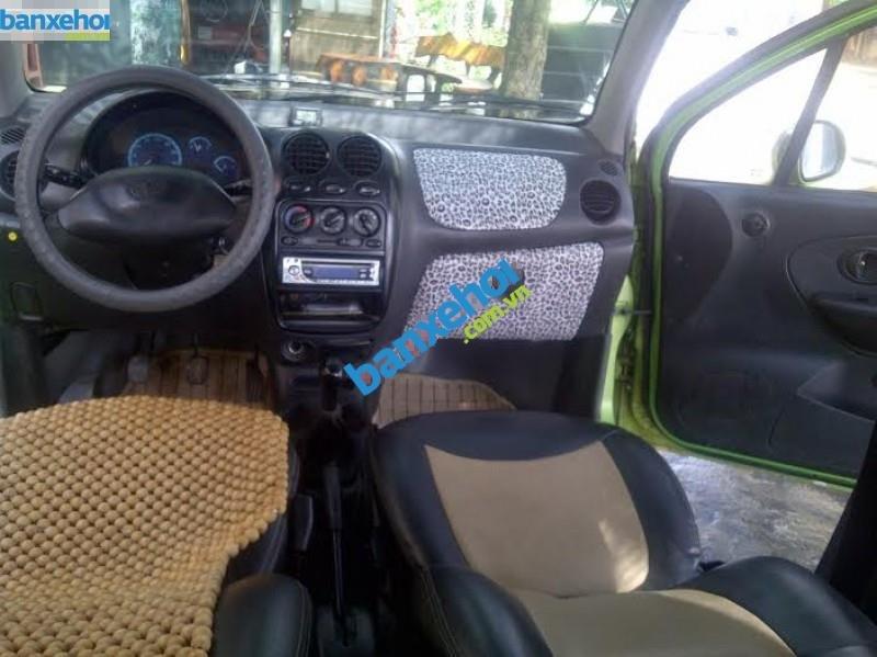 Xe Daewoo Matiz SE 2006-4