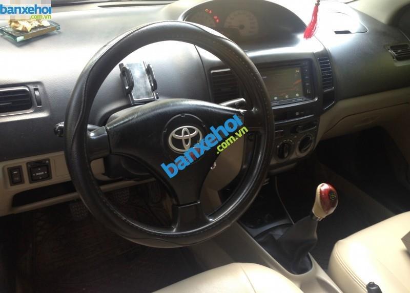 Xe Toyota Vios 1.5G 2006-2