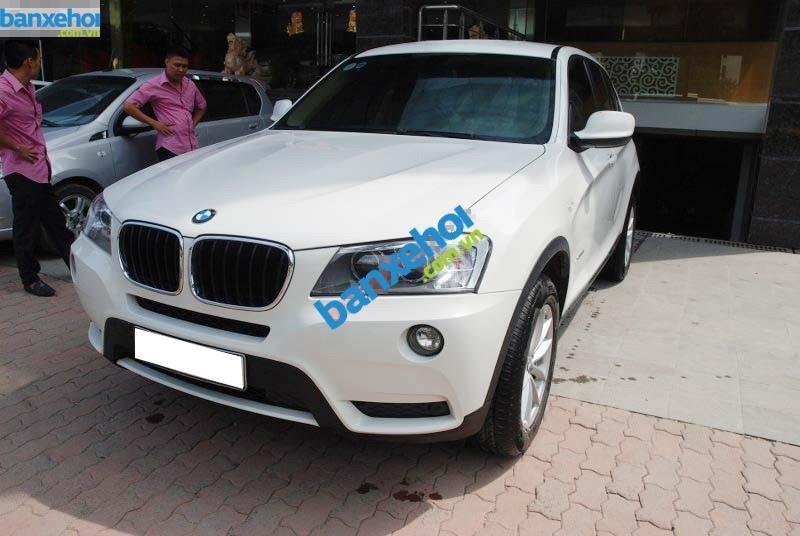 Xe BMW X3  2013-2