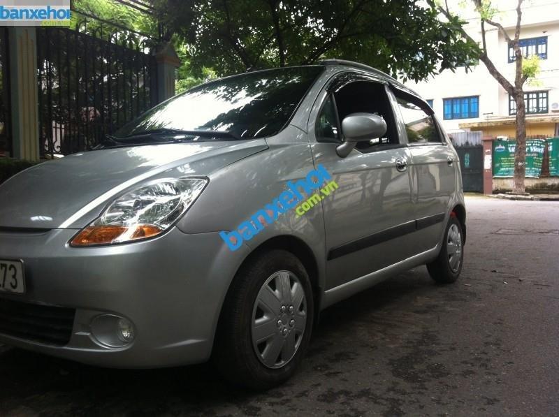 Xe Chevrolet Spark LT 2010-1