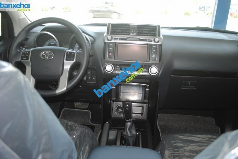 Xe Toyota Land Cruiser Prado TX.L 2014-5