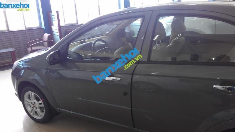 Xe Chevrolet Aveo LTZ 2014-3