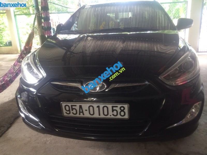Xe Hyundai Accent  2013-0