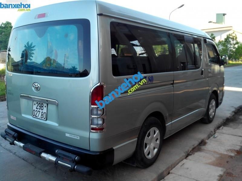 Xe Toyota Hiace  2007-5