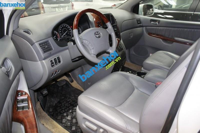 Xe Toyota Sienna XLE Limited 2005-4