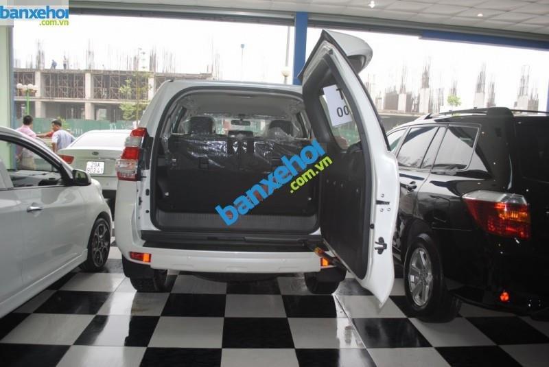 Xe Toyota Land Cruiser Prado TX.L 2014-7