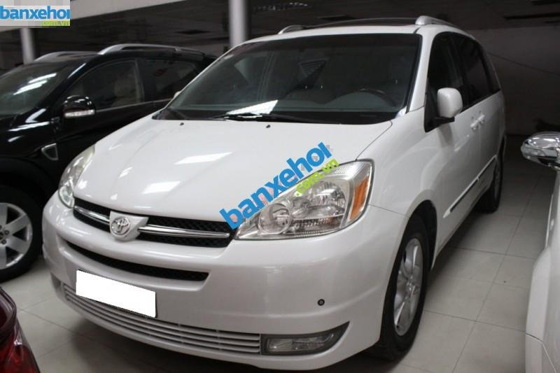 Xe Toyota Sienna XLE Limited 2005-1