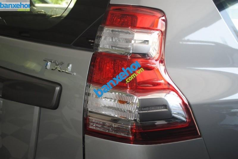 Xe Toyota Land Cruiser Prado TX.L 2014-3