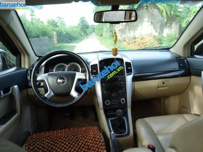 Xe Chevrolet Captiva  2007-2