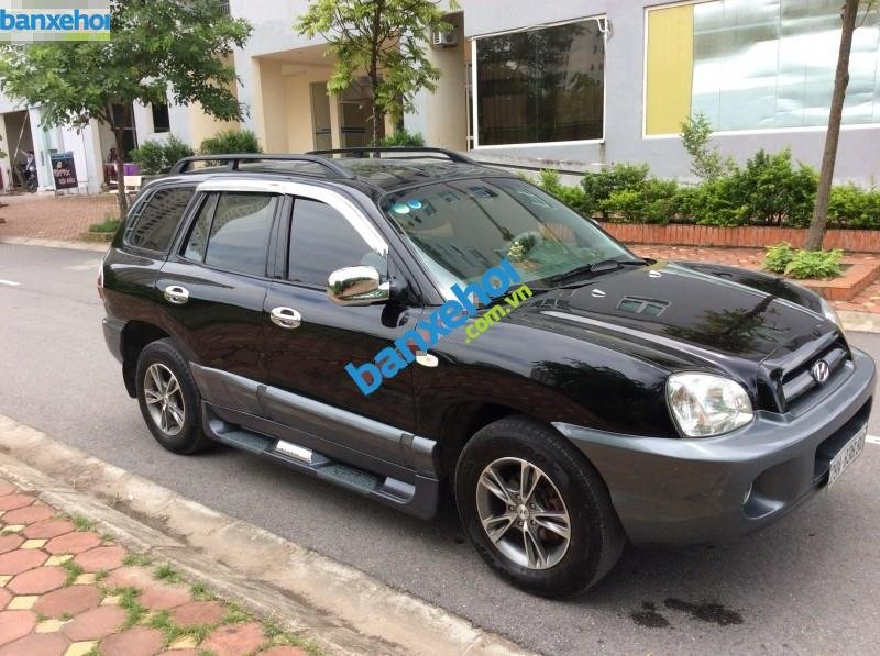 Xe Hyundai Santa Fe Gold 2004-0