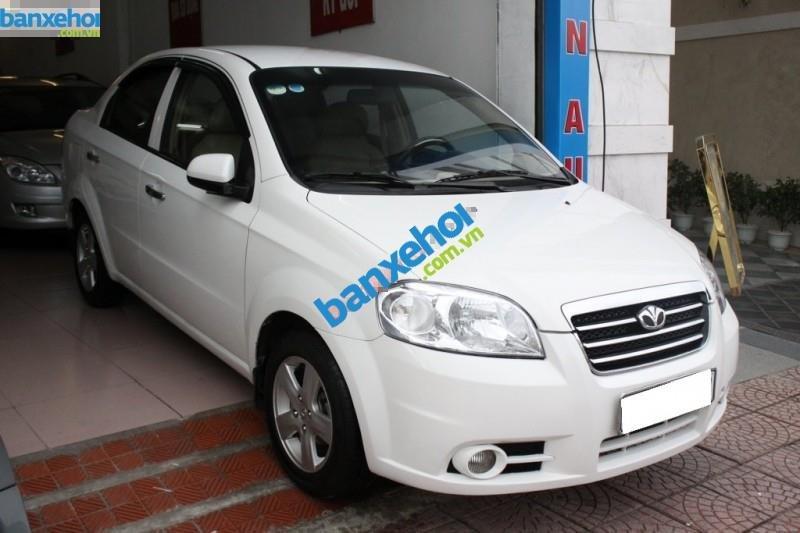 Xe Daewoo Gentra SX 2008-1