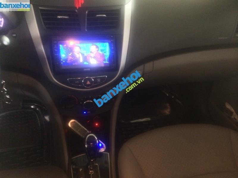 Xe Hyundai Accent  2013-3