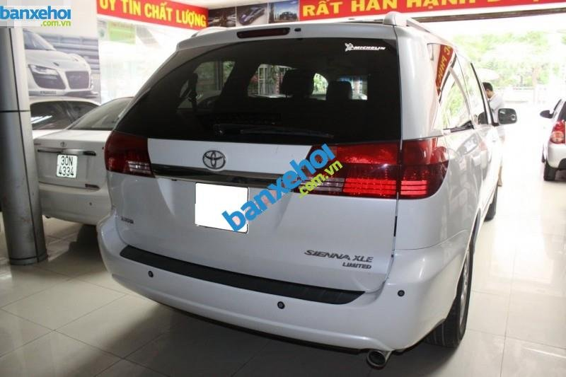 Xe Toyota Sienna XLE Limited 2005-3