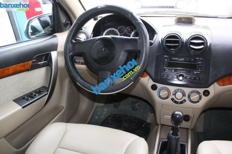 Xe Daewoo Gentra SX 2008-5