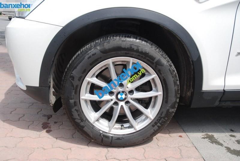 Xe BMW X3  2013-5