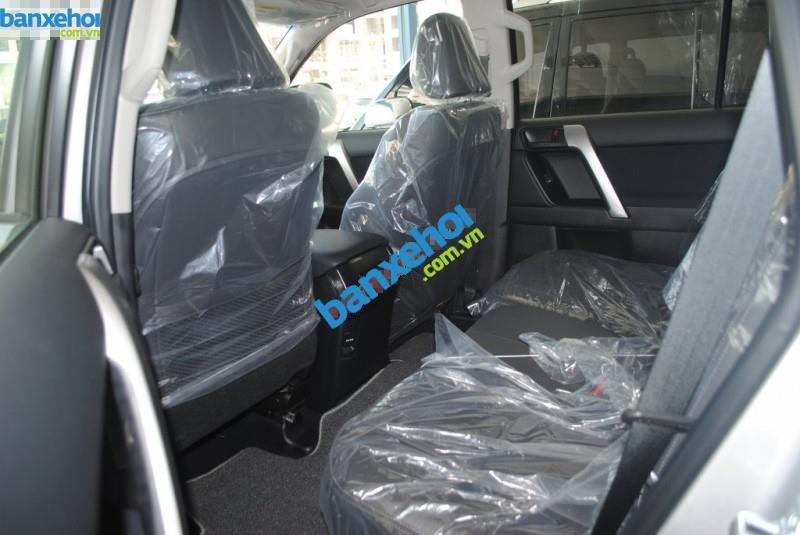 Xe Toyota Land Cruiser Prado TX.L 2014-8