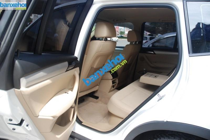 Xe BMW X3  2013-9