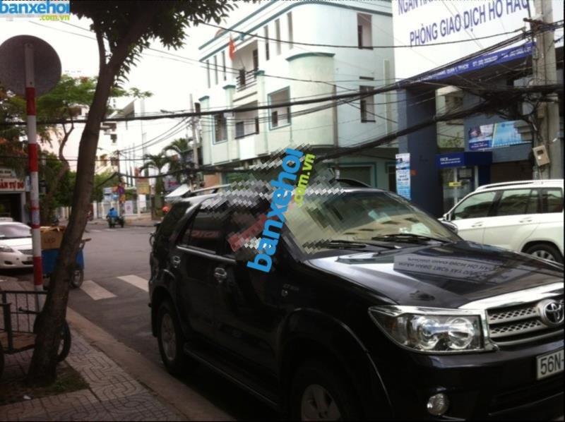 Xe Toyota Fortuner 2.7V(4X4) 2009-0